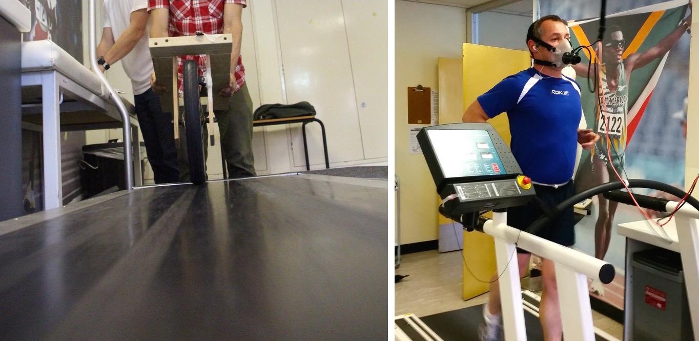 Treadmill study - 2015
