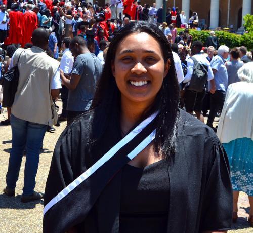 2019 - Kathryn van Boom MSc graduation